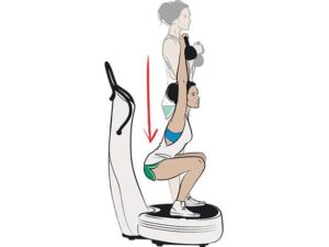 power plate vezba za noge